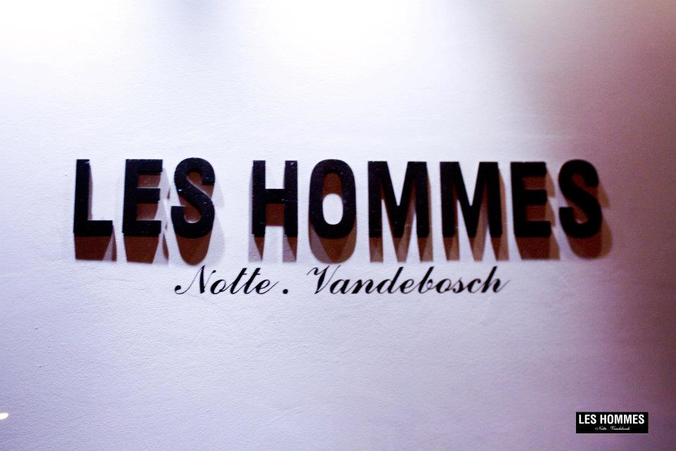LES HOMMES – Fashion's Night Out – 08.09.2011