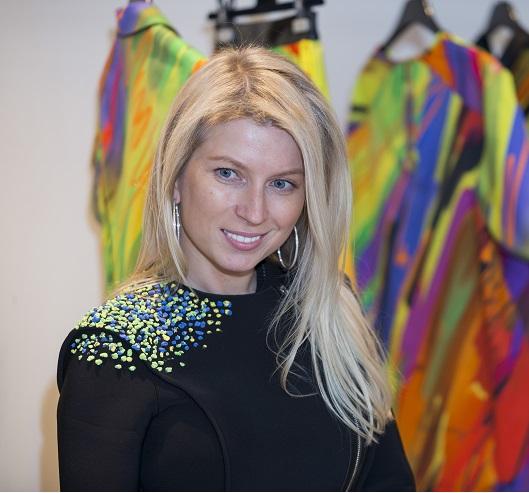 Backstage ENVY Natalia Valevskaya