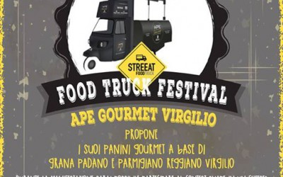 Ape Gourmet Virgilio