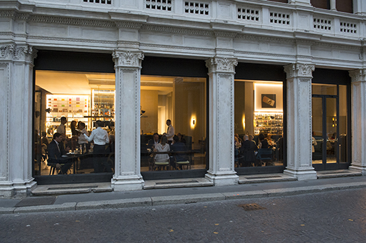 T'a Milano – Store & Bistrot Opening