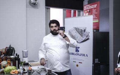 Gorgonzola DOP e Melone IGP